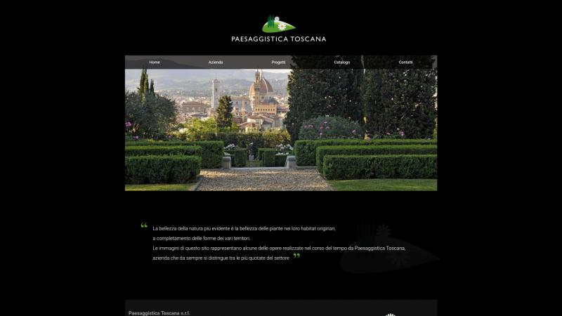 Paesaggistica Toscana